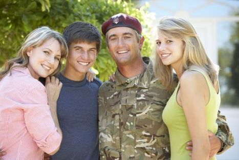 3 Must-Know Facts for Teaching High Schoolers in Military Families - US News | Military Wives | Scoop.it
