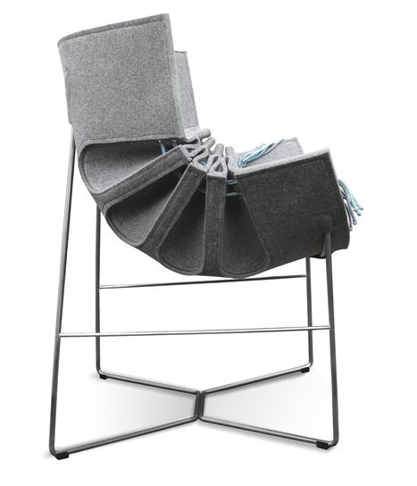The Bufa Chair | MOWO Studio | Architecture, Design, Art, Technology | Scoop.it