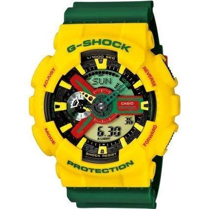 -1-   Casio G-Shock GA-110RF-9AER G Shock Watch Armbanduhr Uhr Casio   Black Friday gps watch Deals   Scoop.it