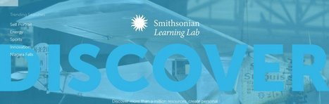 Smithsonian Learning Labs Now Lets You Create Free Virtual Classrooms & Assignments | Edtech PK-12 | Scoop.it