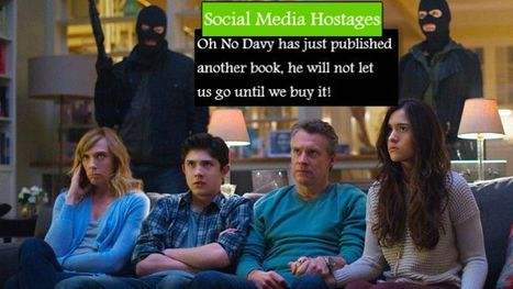 Are you holding your audience #SocialMedia Hostage #SmallBusiness #Tip | Small Business | Scoop.it