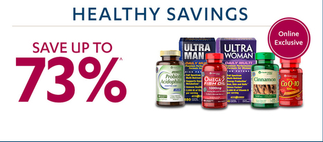 Enjoy Online Shopping With Latest Vitamin World Coupon 40% Off | Top awesome fashions | Scoop.it