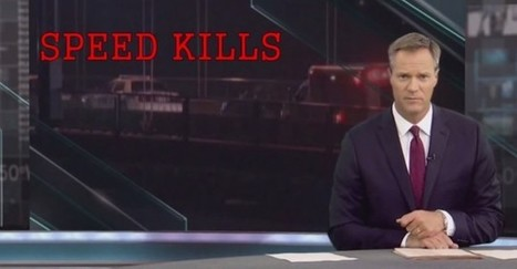 """Anti-""""Speed Kills"""" video goes viral 