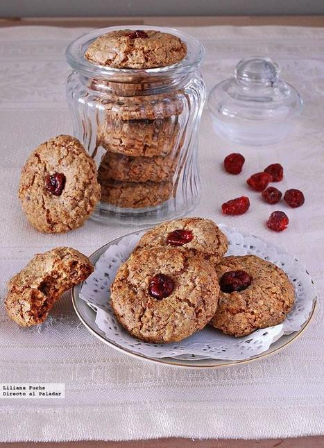 Galletas de nuez sin gluten | Gluten free! | Scoop.it