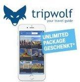Tripwolf mit Unlimited Package (Reiseplaner und -guide mit Offline-Funktion) i.W.v. 19,99€ gratis für Telekom-Mobilfunkkunden - mydealz.de