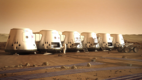 Want to Live on Mars? Private Martian Colony Project Seeks Astronauts   VIM   Scoop.it