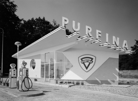 Beautiful gas stations of a bygone era | Urban Decay Photography | Scoop.it