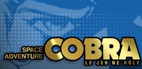 Space Adventure COBRA - Le futur Jeu de Rôle se présente bien   HiddenTavern   Scoop.it