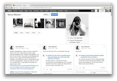Transform Google+ into the ultimate Pinterest clone with this userscript | Time to Learn | Scoop.it