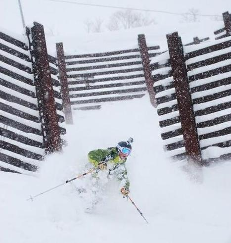 The Top 5 Powder Destinations in the World Right Now | Freeride skiing | Scoop.it