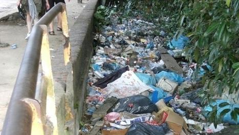 Le littering entre à l'école | T6 - Environnement, style de vie, animaux | Scoop.it