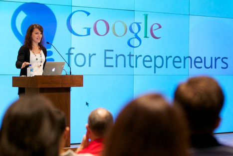 Google Retaining Top Talent Through 'Employee Entrepreneurial Culture' | Entrepreneurship | Scoop.it