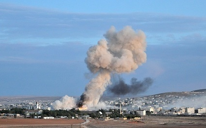 After US Airstrikes Kill 73 in Syria, It's Time to End Military Assaults that Breed Terrorism | Global politics | Scoop.it