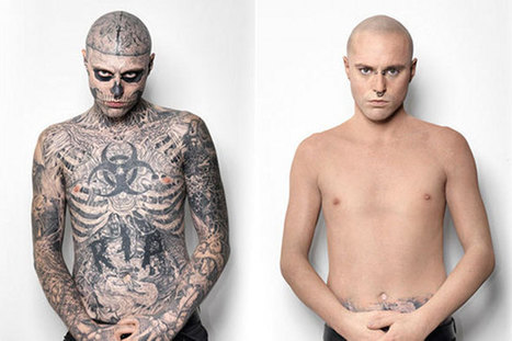 What Does The Most Tattooed Man on Earth Look Like Without Tattoos?   tecnologia s sustentabilidade   Scoop.it