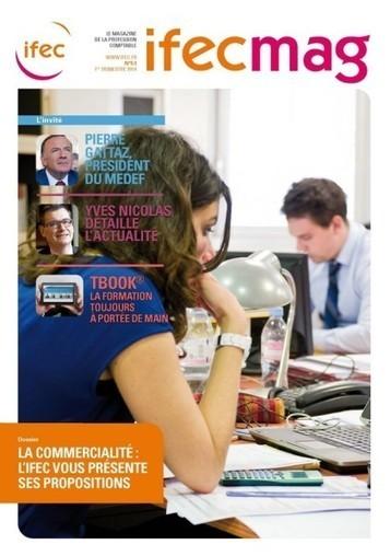 IT5 - Ifec Mag n° 53 - Présentation du cahier pratique 'Booster son offre' | Le Club de Gestion | Scoop.it