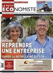 Le journal le Petit économiste au salon de l'entreprise de La Rochelle | Facebook | La Rochelle & Ses événements | Scoop.it