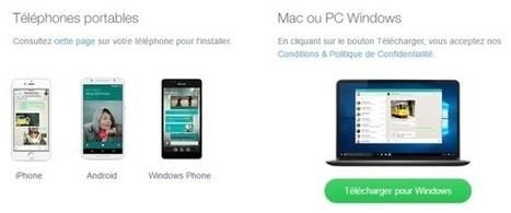 WhatsApp lance une application de bureau pour PC Windows et pour Mac - Blog du Modérateur | Trucs et bitonios hors sujet...ou presque | Scoop.it