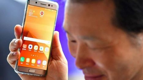 Samsung: Have 'exploding' Galaxy Note 7s burned the brand? - BBC News | Y2 Micro: Business Economics and Labour Markets | Scoop.it