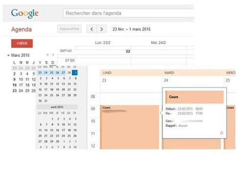 Comment synchroniser son agenda Google Calendar dans Outlook ? | Les tutos de l'informatique | Les tutos de l'informatique | Scoop.it