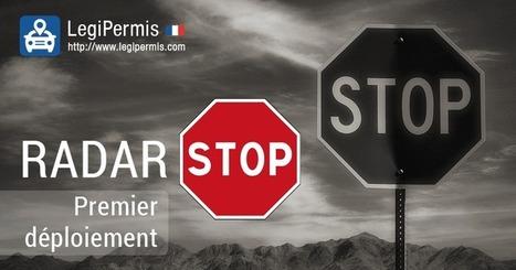 Un nouveau radar STOP dans l'Essonne - Blog LegiPermis | Sécurité routière | Scoop.it