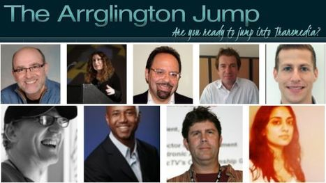 The Arrglington Jump - Storyworld Conference Day One (Part 1) | Transmedia: Storytelling for the Digital Age | Scoop.it