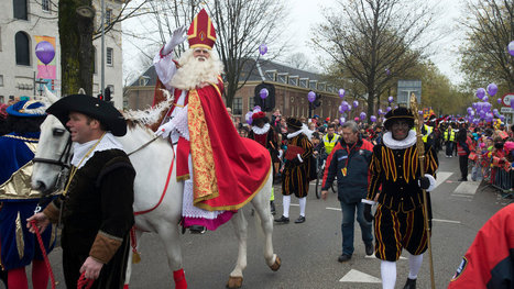 Where St. Nicholas Has His Black Pete(s), Charges of Racism Follow | AP HUG | Scoop.it