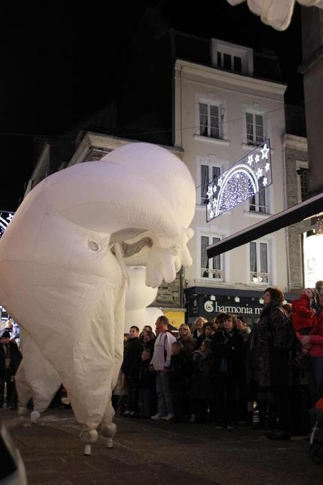 Cherbourg s'illumine pour Noël | Cherbourg | Scoop.it