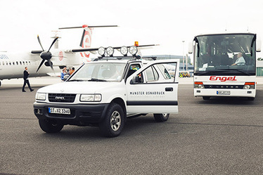 7,500 additional passengers: Pro Sky generates traffic at Münster/Osnabrück Airport | PRO SKY - Own the skies | Customised Air Travel | Scoop.it