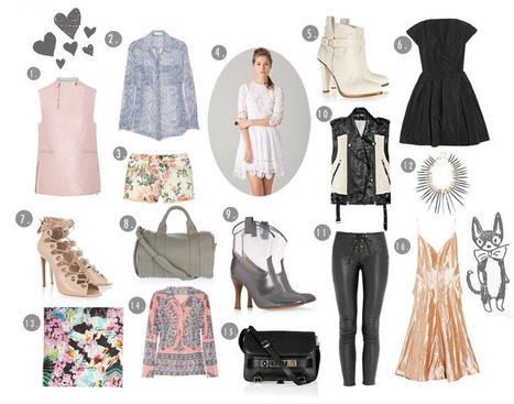 SPRING DREAMS | Stylish You | Scoop.it