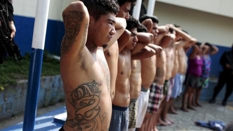Salvadoran gangs use Facebook to track down victims | Capstone: An ESRM Coda | Scoop.it