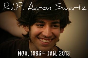 Remember Aaron Swartz | Pralines | Scoop.it