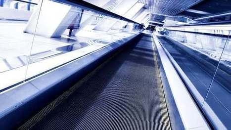 Moving walkway networks would be an efficient transport option for car-free cities | Energy, Infrastructure & Technology | Scoop.it
