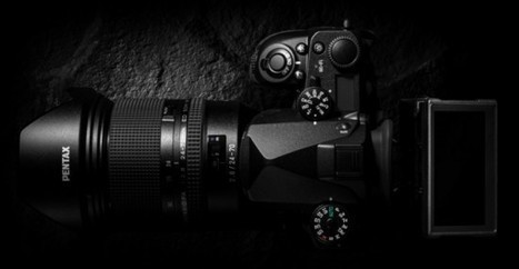 New Pentax full frame DSLR camera teaser | Beauty, Fashion & Photography | Scoop.it