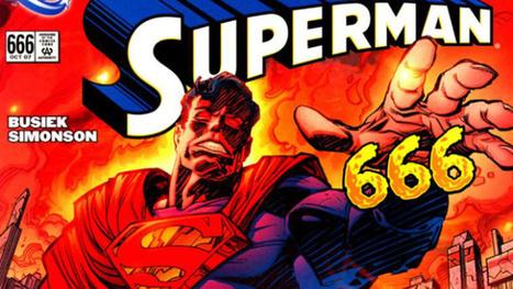 Superman: Jesus ou Antéchrist ? | Weird | Scoop.it