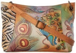 Anuschka COL Hobo,Collage,One Size 460 | Sarees kurtis Jewellery | Scoop.it