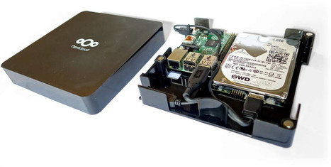 Nextcloud Box is a $80 Private Cloud Server with 1TB HDD for Development Boards | Embedded Systems News | Scoop.it