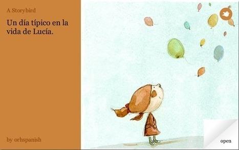 StoryBird y narración creativa | Inclusión Educativa y Social | Scoop.it