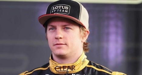 Q&A with the 'Iceman' | Lotus F1 News | Formula 1 Teams | Sky Sports | Finland | Scoop.it