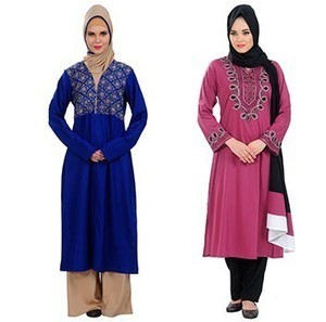 Can't Get Enough of the 3 Piece Salwar Kameez | Islamic Clothes Online | Scoop.it