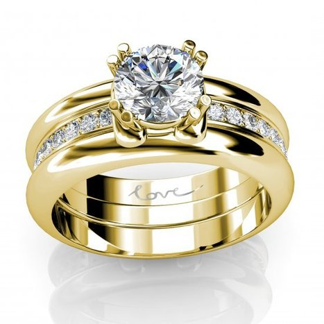 Engagement Rings To Vow Eternal Togetherness! | Jewellery By Robert Young Sculpture – Australia | Scoop.it