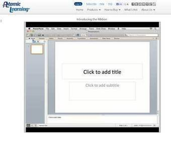 Tech Learning : Video Tutorial: PowerPoint 2011 – Using the Tabs on the Ribbon | Educational Technology | Scoop.it
