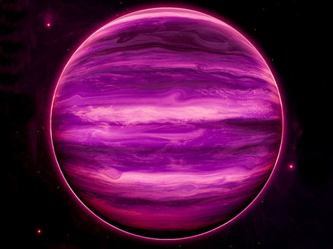 Water clouds tentatively detected on a brown dwarf just 7 light-years from Earth   Amazing Science   Scoop.it