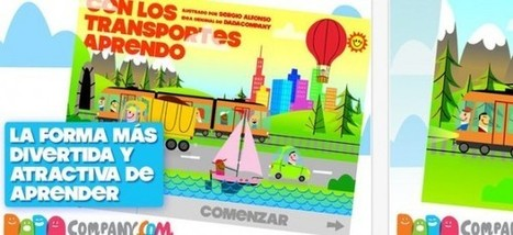 Nuevo ebook interactivo para la educación infantil [iPad] | E-Learning, M-Learning | Scoop.it