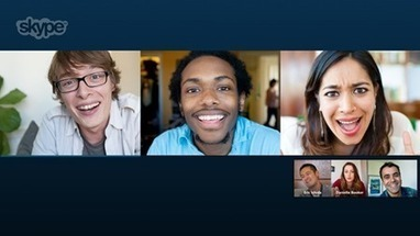 Blog Post: Free group video calling now available with Skype for Windows 8.1 | Windows-tabletit kouluihin | Scoop.it