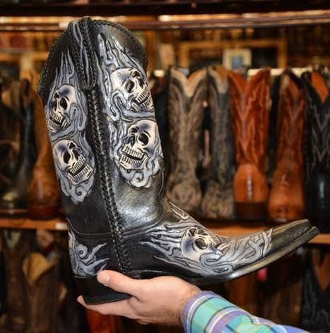 How to Buy Cowboy Boots | Western Lifestyle | Scoop.it