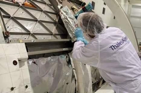 Satellites : Thales frappe un grand coup au Brésil   Emploi, Travail et Réseaux Sociaux   Scoop.it