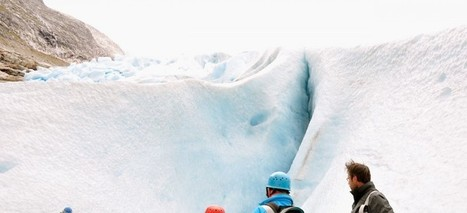 Hiking the Bodalsbreen Norway: Climbing A Million Year Old Glacier!Off-The-Path | Silent Sports | Scoop.it