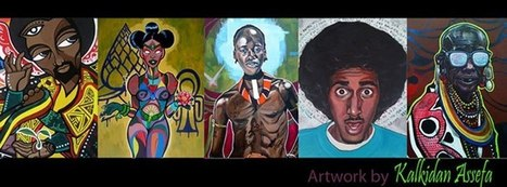 Artist Kalkidan Assefa   Facebook   Ottawa Artists   Scoop.it