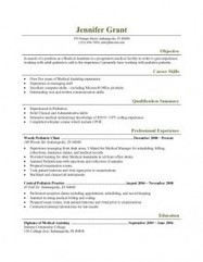 Download Free Medical Assistant Resume Templates in Word | Office Templates | Scoop.it