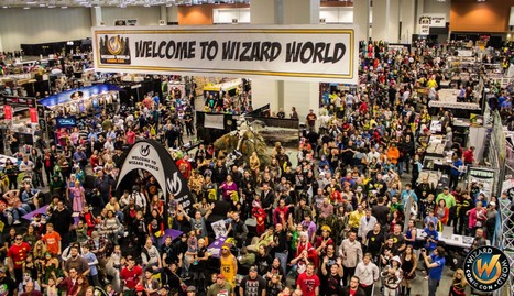 The Coca-Cola Company Announced As Title Sponsor For Wizard World        Presents FansTang Comic Con Guangzhou, May 30-June 1, 2015 | World Hobbit Project | Scoop.it